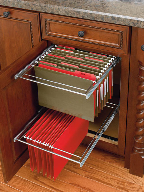 File System Replacement for Existing Drawers - Kitchen Cabinetry - by ...