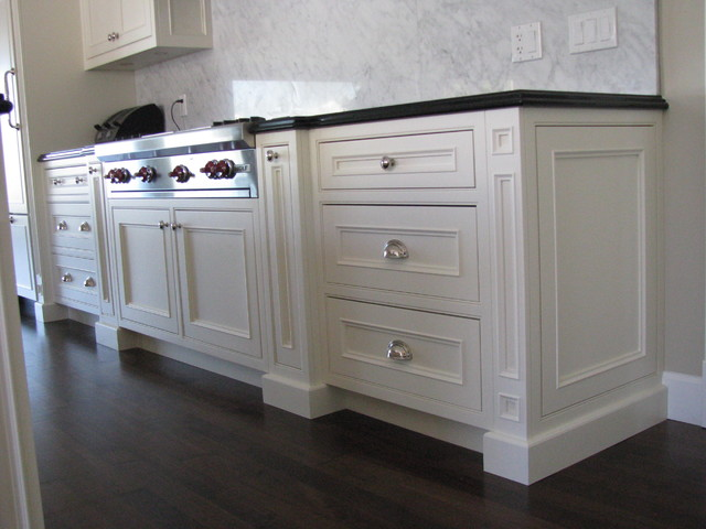 customizable traditional modular inset cabinets