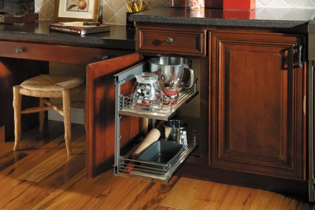 Getting organized with fieldstone cabinetry mobiletti - Mobiletti per cucina ...