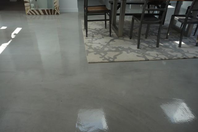 Los Angeles Interior Concrete Flooring
