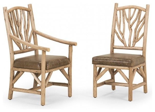Rustic chairs  by la lune collection