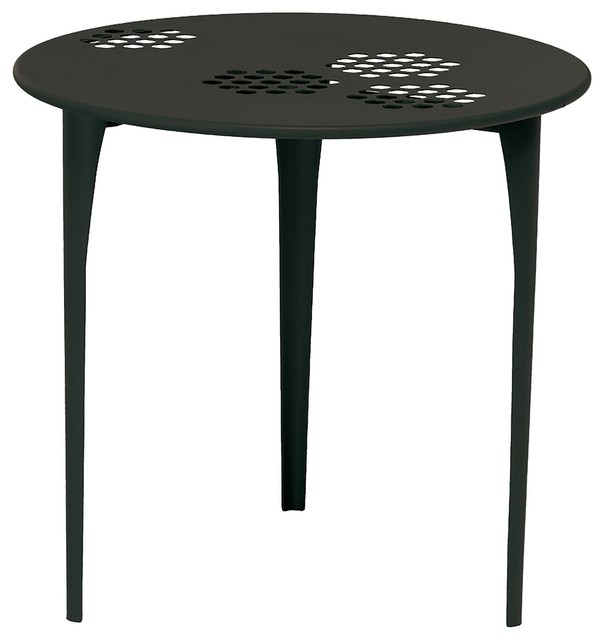 Pattern tisch rund moderne table de jardin par for Table de jardin moderne