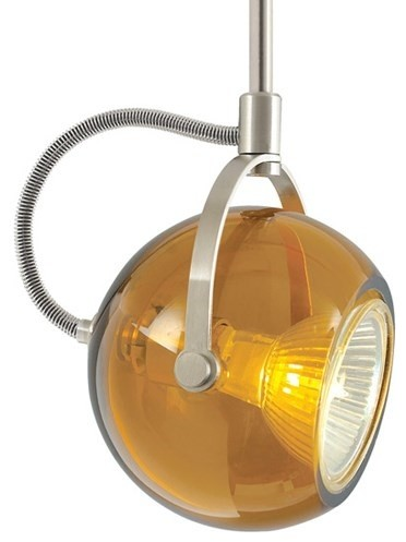 Pod Monorail Head Light Modern Track Light Heads By OLighting