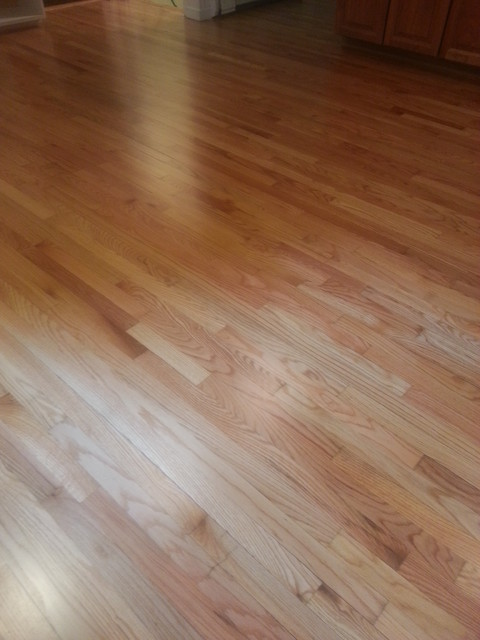 Wilton ct hardwood floors refinish traditional new for Wood flooring ct