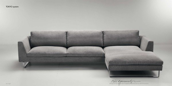 tokyo sofa system modular sofa contemporary corner sofas by onedeko. Black Bedroom Furniture Sets. Home Design Ideas