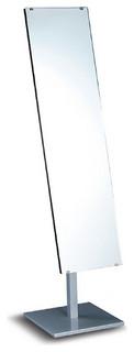 Miroir design bach contemporain miroir poser au sol for Miroir a poser par terre