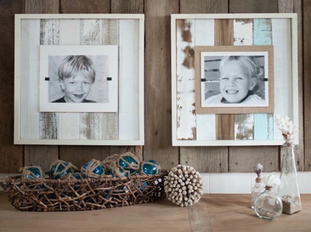 image gallery large rustic picture frames