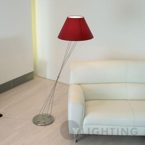liz d floor lamp modern floor lamps by ylighting. Black Bedroom Furniture Sets. Home Design Ideas