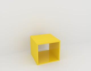 caisson carr contemporain armoire et caisson de rangement par malherbe edition. Black Bedroom Furniture Sets. Home Design Ideas