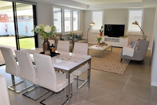 Uber cool sophistication - Property styling to Floreat.