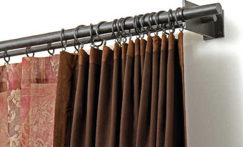 Are There Double Rod Systems To Hang Curtains From The