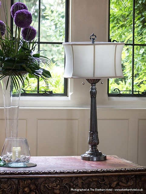PRESIDENTIAL TABLE LIGHT Traditional Living Room Hampshire By Peter R