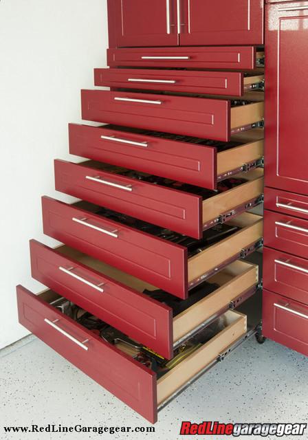 RedLine Garagegear Baltic Birch Dove-Tailed Drawer Boxes ...