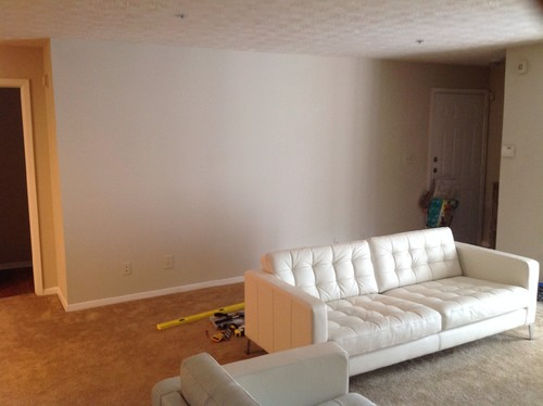 need ideas for big empty wall