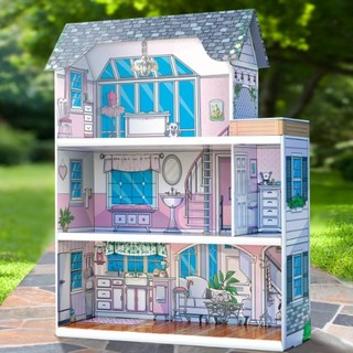 Toy Evolution Pink Dream Dollhouse - Contemporary - Kids Toys And ...