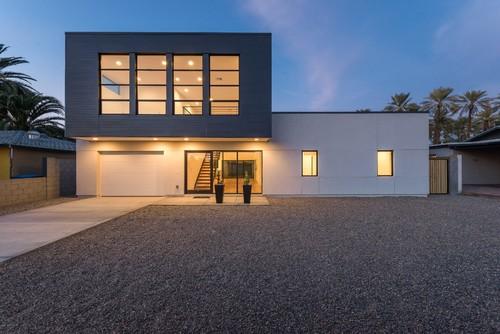 Modern renovation in phoenix az for Home design 85032