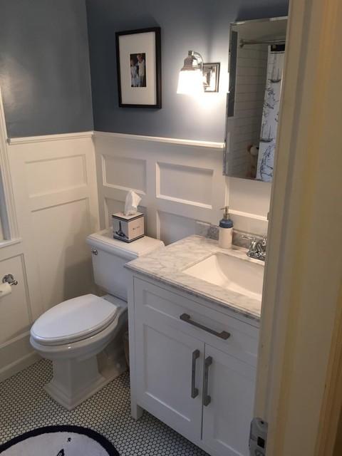 Bathroom Remodel Traditional Bathroom Minneapolis By Artisan Woodwork Remodeling