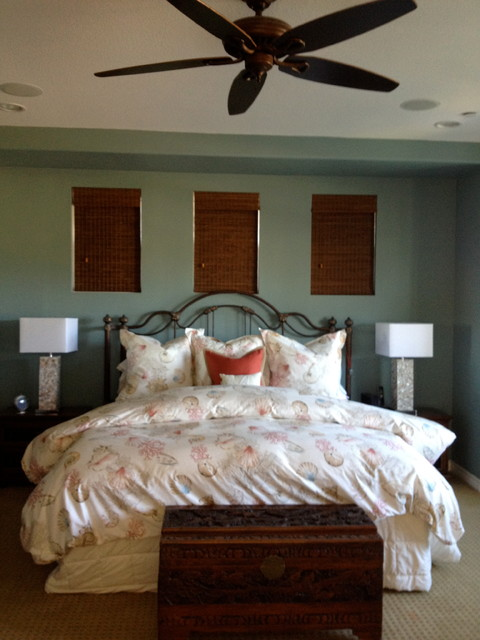 oxnard beach house traditional bedroom other by