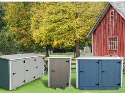 Bearicuda Aspen Trash Enclosure - Modern - Trash Cans - by Hayneedle