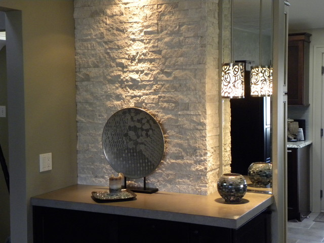 Bar Accent Wall Modern Other By Ceramiche Tile