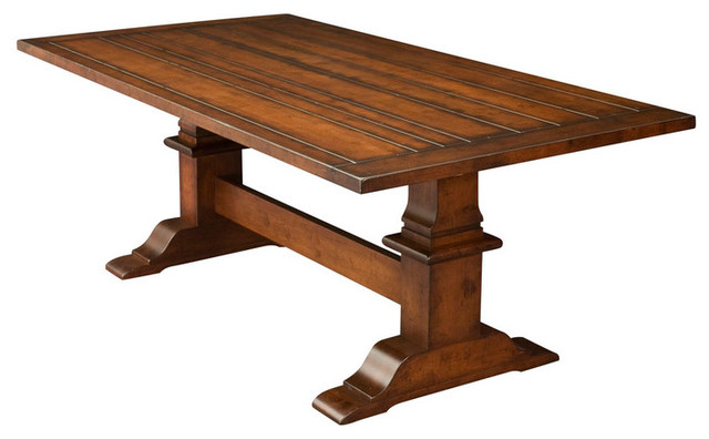 trestle table 2
