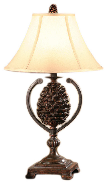 Pine Creek Accent Lamp 305 Inches Tall