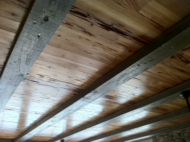 Reclaimed Heart Pine Flooring Specialists