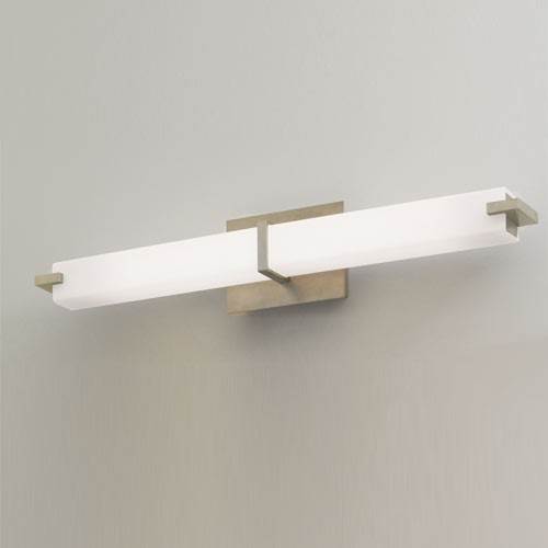 Metro Vanity Light  Contemporary  Bathroom Vanity Lighting  by
