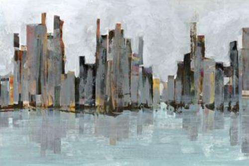 Second City I By Leftbank Art Contemporary Artwork