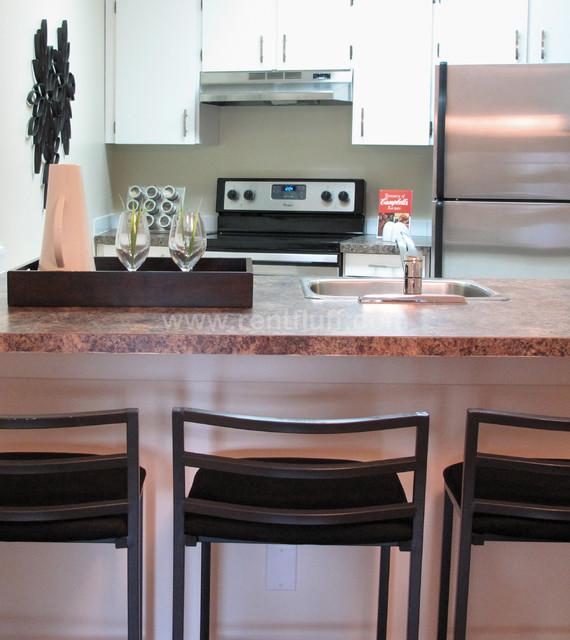 2771 Vancouver Condo Contemporary Kitchen Vancouver By Fl Ff Designs Decor