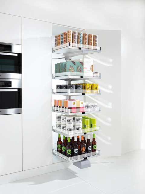 Pantry Cabinet Tall Pull Out Pantry Cabinet with Hafele