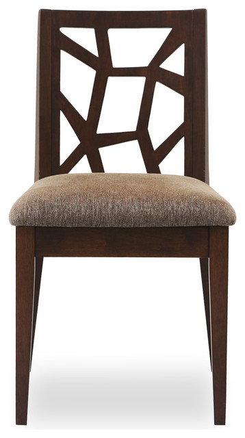 asian dining room chairs | Jenifer Dining Chair - Asian - Dining Chairs - by bryght.com