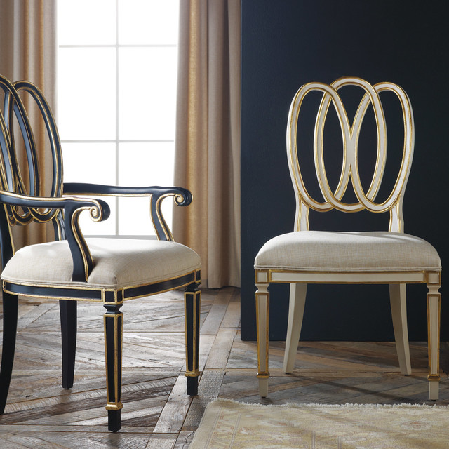 Modern History Home Milan Dining Chair Modern Dining Chairs By Layla Grayce