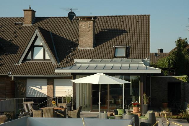 wintergarten i dusseldorf par ralf breuer architekt. Black Bedroom Furniture Sets. Home Design Ideas