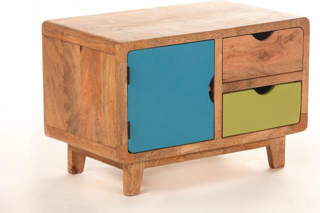 meuble tv bois scandinave – Artzein.com