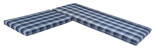 eckbankauflagen f r esszimmerm bel nach ma campagne. Black Bedroom Furniture Sets. Home Design Ideas