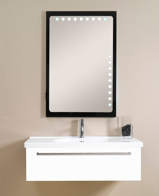 40 Inch Bathroom Vanity Set Contemporary Bathroom