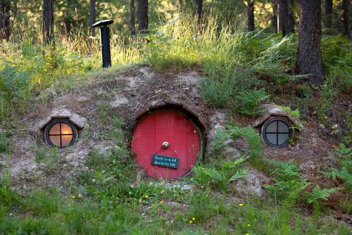 Hobbit Houses of Montana