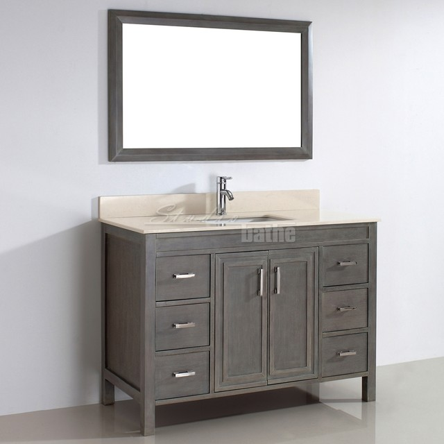 Studio Bathe Bathroom Vanities Contemporary Los Angeles By Vanities For Bathrooms