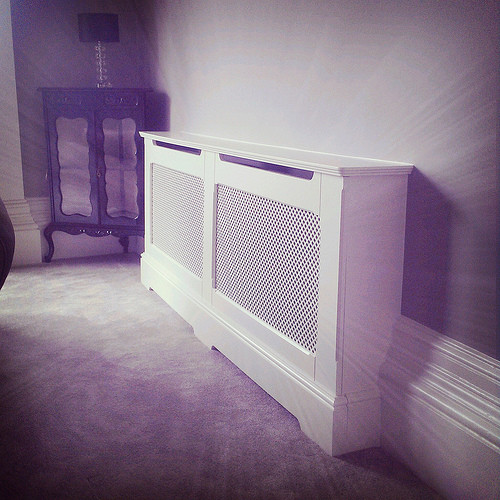 Radiator Cover Designs - Traditional - Storage Cabinets - manchester UK