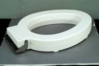 BEMIS in Situational 4 Lift Round Toilet Seat White