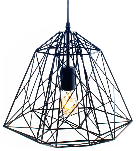 luminaires g om triques scandinave suspension. Black Bedroom Furniture Sets. Home Design Ideas