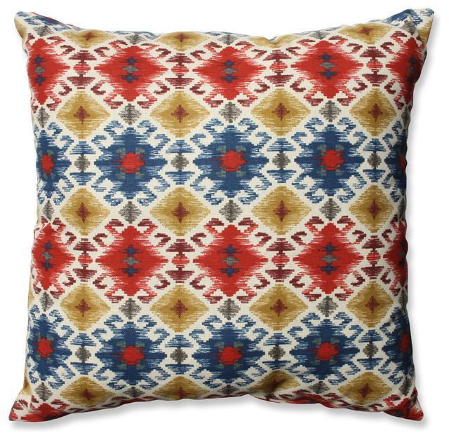 Decorative Pillows Southwestern : Spritzer Admiral 16.5