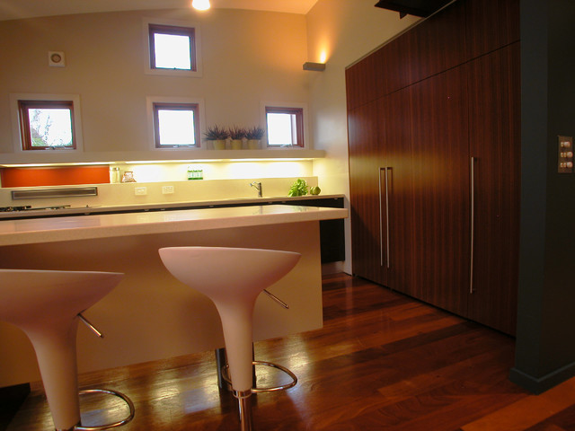 Willoughby Kitchen Contemporary Kitchen Other Metro