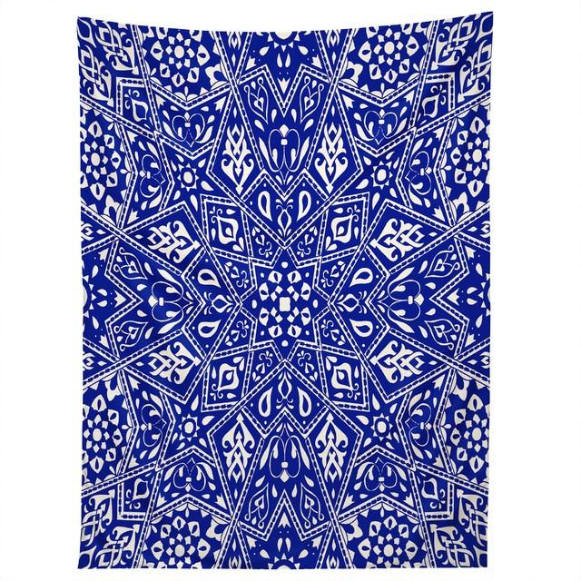 deny designs aimee st hill amirah blue tapestry modern wandteppiche. Black Bedroom Furniture Sets. Home Design Ideas