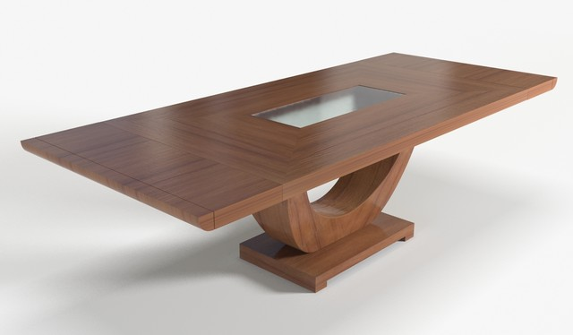 Sheres furniture modern dining tables vancouver by for Modern dining chairs vancouver