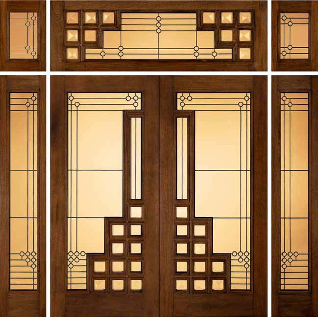 Jeld wen 260 genuine mahogany doors and sidelights - Jeld wen exterior doors with sidelights ...