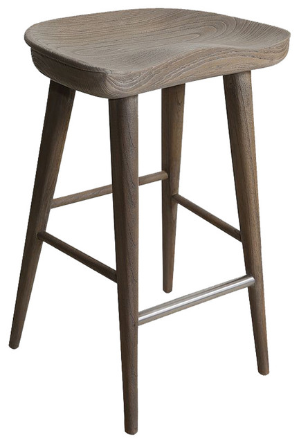 Brownstone Furniture Balboa Driftwood Counter Stool