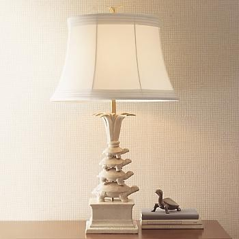 Stacked Turtle Lamp Traditional Table Lamps By Gump S