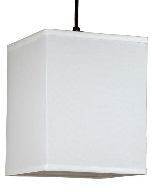 Rex Small Square Pendant Light